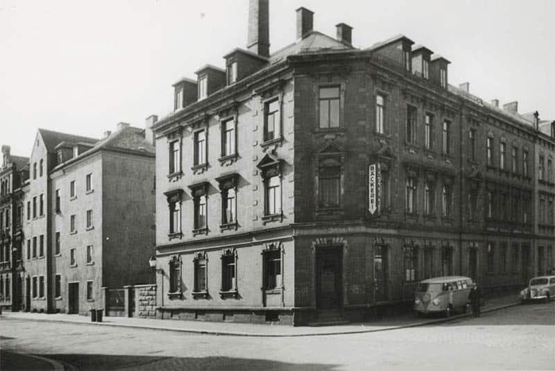 Filiale Sedanstrasse